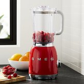 Crate & Barrel Smeg Red Retro Blender
