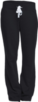 Soffe Black French Terry Lounge Pants