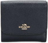 Coach logo print wallet - women - Leather - One Size