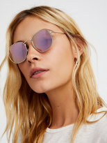 Free People Renegade Angled Sunnies