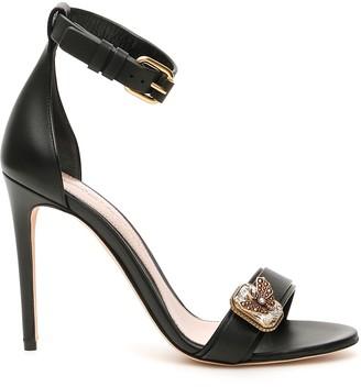 Alexander McQueen Jewels Sandals