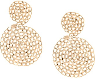 Gas Bijoux Chain Earrings