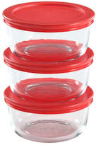 Pyrex Simply Store 3 Container Food Storage Set