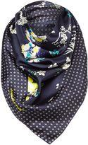 Max Mara Weekend Printed silk scarf