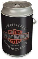 Picnic Time Harley-Davidson® Oil Can Mega Can Cooler