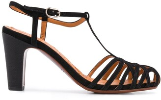 Chie Mihara 90mm Cut Out Sandals