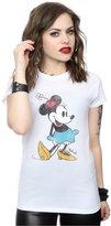 Disney Women's Classic Minnie Mouse T-Shirt