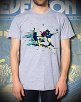 Everton Art of Football Dogs Of War T Shirt