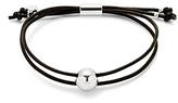 Gorjana Newport Adjustable Leather Bracelet