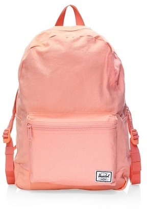 Herschel Peach Cotton Casual Backpack