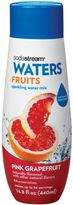 Sodastream Waters Fruits Pink Grapefruit Flavored Sparkling Drink Mix