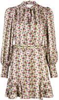 Alexis Mirene geometric-print dress