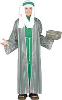 Fun World Costumes 3 Wise Men Child Costume Boys Biblical Christmas Manger Nativity Wiseman