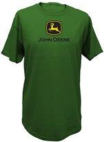 John Deere Men's Trademark Logo Core Short Sleeve Tee-xxxl