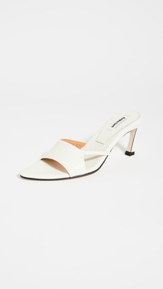 Reike Nen Cut-out Pointed Sandals