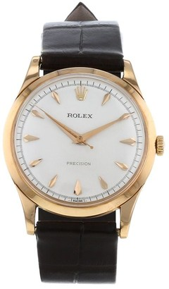 Rolex 1950 pre-owned Oyster Precision 34mm