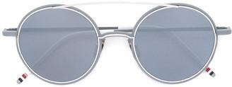 Thom Browne Eyewear round shaped sunglasses