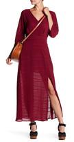 Endless Rose V-Neck Maxi Dress