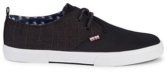 Ben Sherman Bristol Oxford Low-Top Sneakers