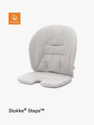 Stokke Steps Cloud Highchair Set Cushion, Timeless Grey