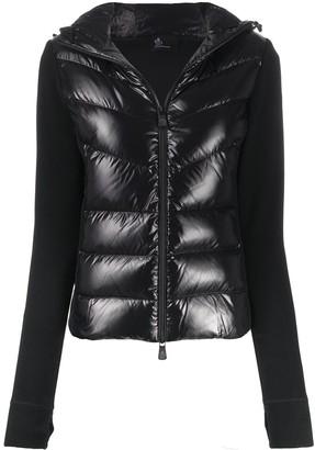 MONCLER GRENOBLE Hooded Down Padded Jacket