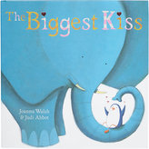 Simon & Schuster The Biggest Kiss