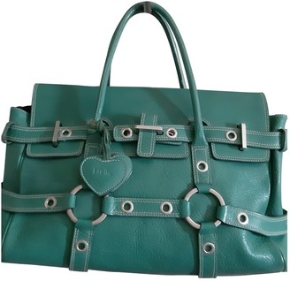 Luella Green Leather Handbags