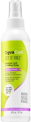 DevaCurl SET IT FREE Moisture Lock Finishing Spray