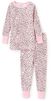 Baby Steps Pink Leopard Pajama Set - Infant Toddler & Girls