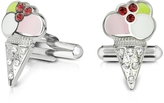 Forzieri Fashion Garden - Ice Cream Cufflinks