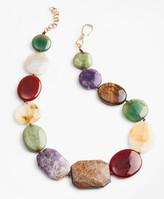 Brooks Brothers Semi-Precious Gemstone Necklace