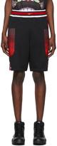 Nike Black and Red NRG Shorts