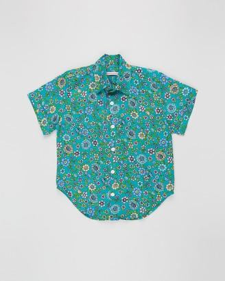 Coco & Ginger Jasper Short Sleeve Shirt - Kids