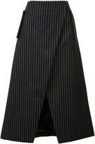 Josh Goot tailored wrap skirt