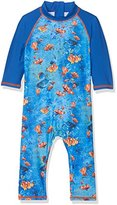 Mothercare Baby Boys Mb Swimwear Aqaurium Sunsafe Swimsuit