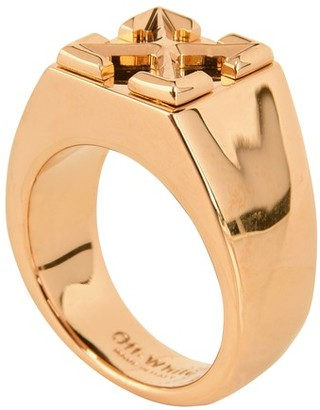 Off-White Arrow ring