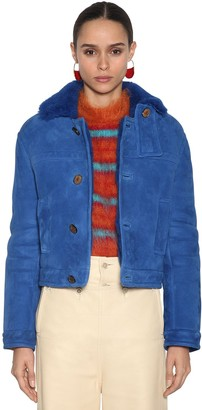 Marni SHEARLING JACKET