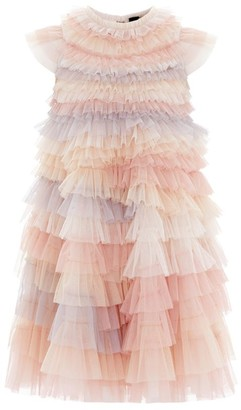 Needle & Thread Petra Ruffle Dress (4-10 Years)