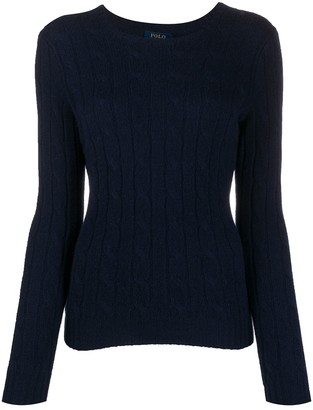 Polo Ralph Lauren Slim Fit Cable Knit Jumper