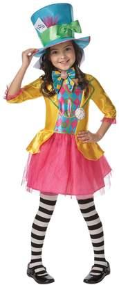 Rubie's Costume Co Mad Hatter Children's Costume, 5-6 years