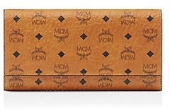 MCM Three Fold Large Wallet