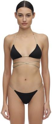 Reina Olga Hawn Wrap Around Bikini Set