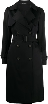 Tagliatore Carley belted trench coat