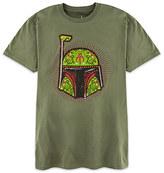 Disney Boba Fett Foil Tee for Men - Star Wars