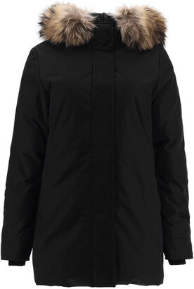 Pyrenex BORDEAUX WATER-REPELLENT PARKA T3 Black Technical
