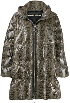 Ienki Ienki Printed Puffer Jacket