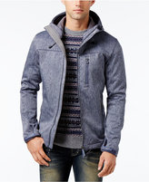Superdry Men's Windtrekker Soft-Shell Hooded Windbreaker Coat