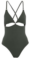 Alexander Wang Cutout Swimsuit
