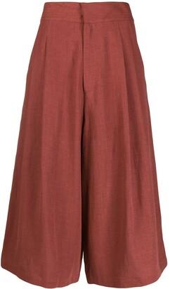 Le Kasha Wide Leg Culottes