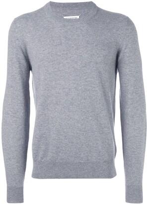 Maison Margiela Elbow Patch Classic Sweater